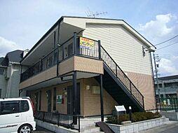 愛知県春日井市東神明町2丁目の賃貸アパートの外観