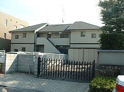 大阪府豊中市立花町1丁目の賃貸アパートの外観