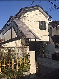 東京都三鷹市新川4丁目の賃貸アパートの外観
