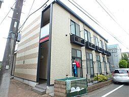 京王相模原線 稲城駅 徒歩10分の賃貸アパート