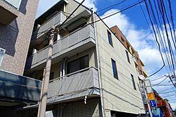 東京都国分寺市本町3の賃貸マンションの外観
