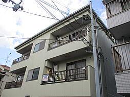大阪府吹田市南正雀1丁目の賃貸マンションの外観