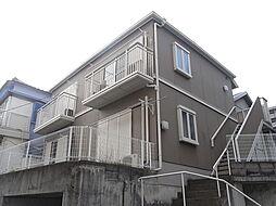 メゾン・ド・新神戸[2階]の外観