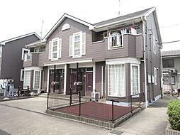 岡山県倉敷市東塚2の賃貸アパートの外観