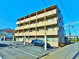 東京都多摩市落合3の賃貸マンションの外観