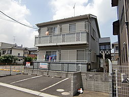 埼玉県所沢市くすのき台1丁目の賃貸アパートの外観