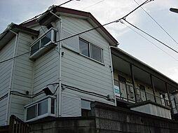 ハイツナカムラA[205号室]の外観