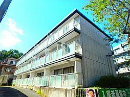 東京都多摩市南野2丁目の賃貸マンションの外観