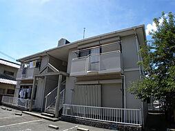 フレグランス辻井[1階]の外観