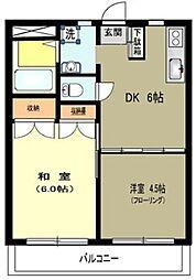 笹塚3丁目マンション[303号室]の間取り