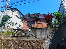 [一戸建] 東京都日野市南平2丁目 の賃貸【東京都 / 日野市】の外観