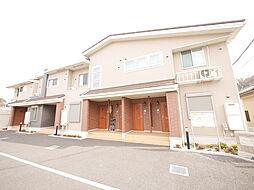 神奈川県綾瀬市吉岡の賃貸アパートの外観