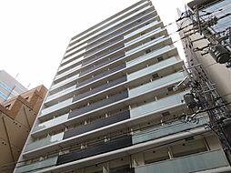 プレサンスNEO淀屋橋[9階]の外観