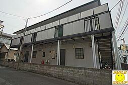 クレスト松江[101号室]の外観