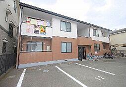 吉村ハイツA棟[1階]の外観
