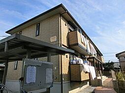 千葉県市原市白金町1丁目の賃貸アパートの外観
