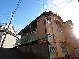 ビーコート鈴蘭台パートI[1階]の外観