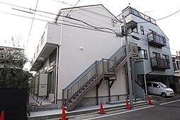 グランデージ鶴見[1階]の外観