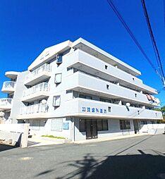 福岡県福岡市早良区有田7丁目の賃貸マンションの外観