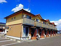 [テラスハウス] 茨城県筑西市辻 の賃貸【/】の外観