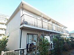 パルコートN[2階]の外観