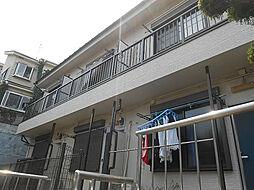 千島ハイツ[203号室]の外観