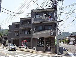 東京都八王子市西浅川町の賃貸マンションの外観