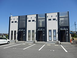 [テラスハウス] 滋賀県大津市本堅田2丁目 の賃貸【/】の外観