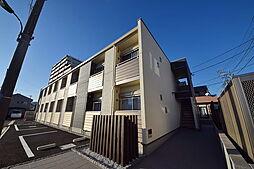 JR武蔵野線 北朝霞駅 徒歩15分の賃貸アパート
