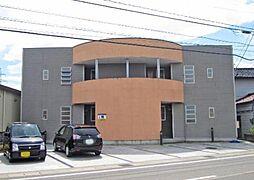 コンチネンタル鵜坂[1階]の外観