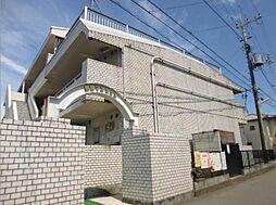 新成マンション[2階]の外観