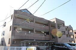 愛知県岡崎市土井町字西番城の賃貸マンションの外観