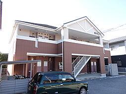滋賀県彦根市旭町の賃貸アパートの外観