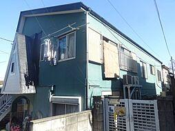 神奈川県横浜市南区南太田1丁目の賃貸アパートの外観