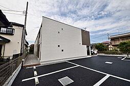 東武東上線 若葉駅 徒歩11分の賃貸アパート