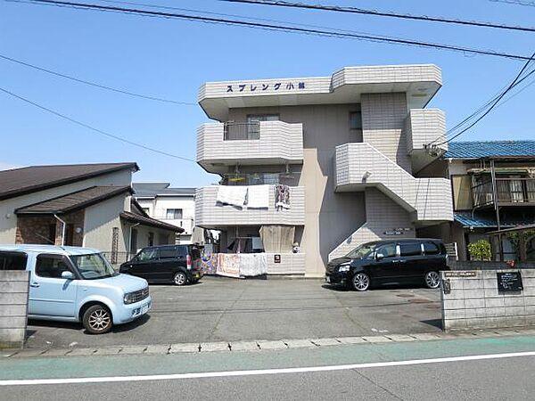 スプレング小林 2階の賃貸【静岡県 / 駿東郡清水町】