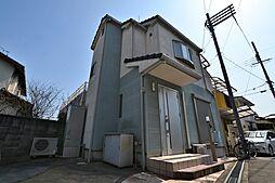 [一戸建] 大阪府松原市河合2丁目 の賃貸【/】の外観