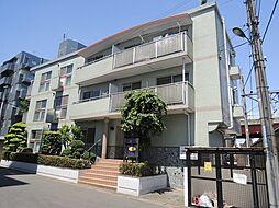 埼玉県朝霞市東弁財2丁目の賃貸マンションの外観