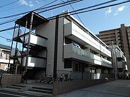 千葉県柏市豊町2丁目の賃貸マンションの外観
