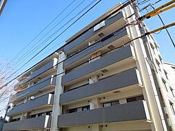 大阪府豊中市岡上の町1丁目の賃貸マンションの外観