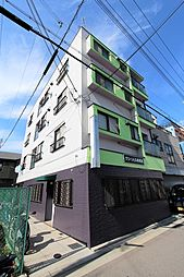 グリーンヒル新長田[3階]の外観
