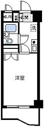 シーガル鶴見[2階]の間取り