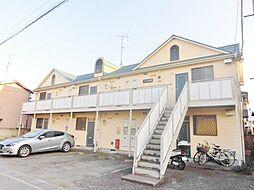 神奈川県横浜市瀬谷区阿久和西2丁目の賃貸アパートの外観