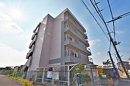 新堂フラット[3階]の外観