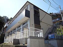 コートドール汐入[1階]の外観