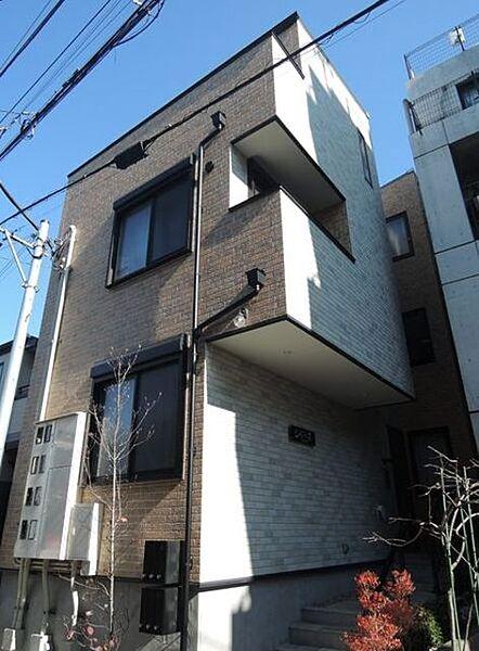 東京都中野区大和町1丁目の賃貸アパート