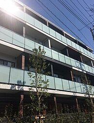 プレールドゥーク元住吉[4階]の外観