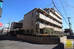 千葉県市川市相之川2丁目の賃貸マンションの外観