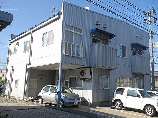 スカイハウス 2階の賃貸【新潟県 / 新潟市西区】