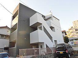 神奈川県大和市林間1の賃貸アパートの外観